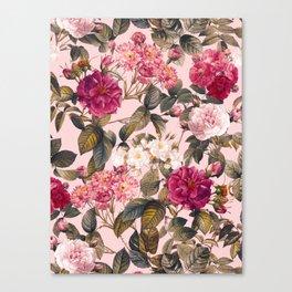 Rose Garden V Canvas Print