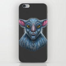 Targ Warrior iPhone & iPod Skin