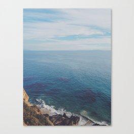 Malibu Days Canvas Print
