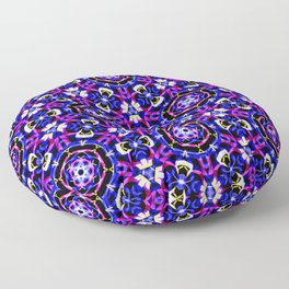 Clover Blossom Pattern Floor Pillow