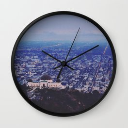Griffith Observatory Wall Clock
