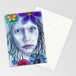Portrait 3 Stationery Cards