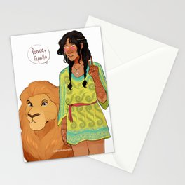 Rhea - Spread the Love Stationery Cards