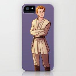 Young Kenobi iPhone Case