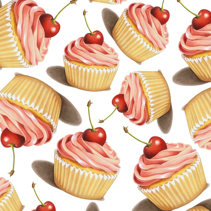 The Perfect Pink Cupcake Leggings