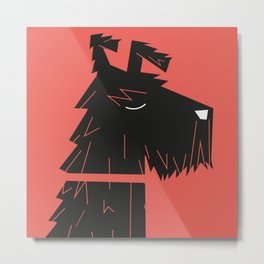 Dog_12 Metal Print