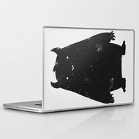 large Laptop & iPad Skins featuring Mr. Cosmos by Zach Terrell