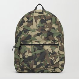 Forest alcohol camouflage Backpack