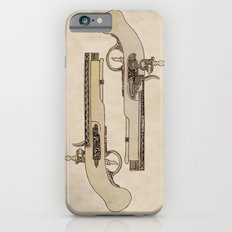 Flintlocks Slim Case iPhone 6s