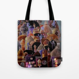 The city of Diomira Tote Bag