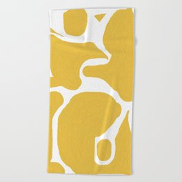The Dance Beach Towel