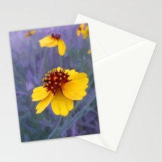 Mathematic Sunset Stationery Cards