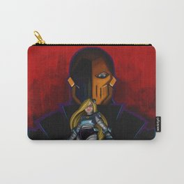 Evil Terra-forming With Deathstroke Carry-All Pouch