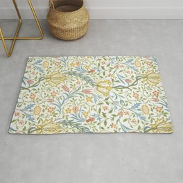 William Morris Flora Rug