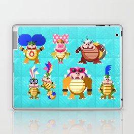 Koopalings! Laptop & iPad Skin