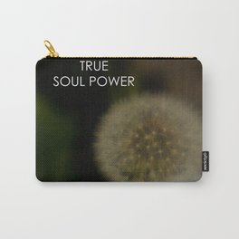 Soul Power Carry-All Pouch