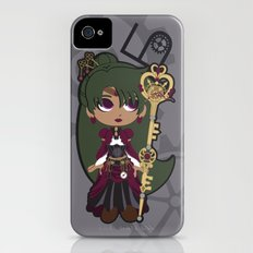 Steampunk Sailor Pluto - Sailor Moon Slim Case iPhone (4, 4s)