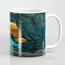 Not lonely planet Coffee Mug