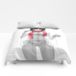 Attack on Titan - Mikasa Ackerman Comforters