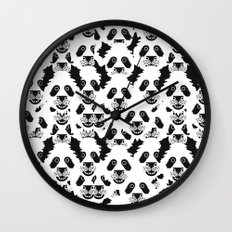 The Unlikely Orgy Wall Clock