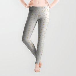 Everlark pattern Leggings
