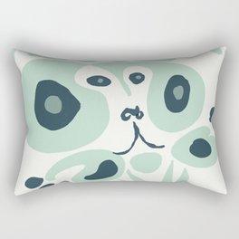 baboon shrug Rectangular Pillow