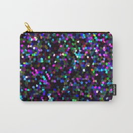 Mosaic Glitter Texture G45 Carry-All Pouch