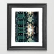 supposed to be cheery (1) Framed Art Print