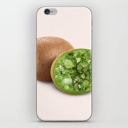 KIWI QUARTZ iPhone Skin