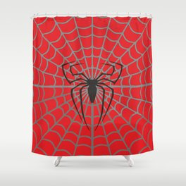 home coming Shower Curtain