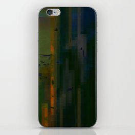 Verticals iPhone Skin