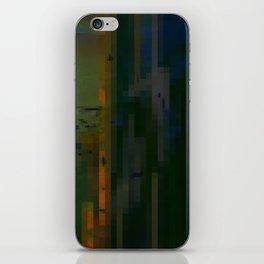 Verticals iPhone Skin