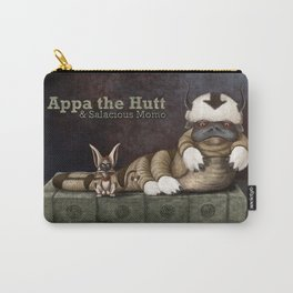 Appa the Hutt and Salacious Momo Carry-All Pouch