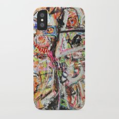 Les Demoiselles d'Bushwick Slim Case iPhone X