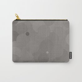 Paloma Bubble Dot Color Accent  Carry-All Pouch