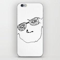 wrinkle  iPhone & iPod Skin