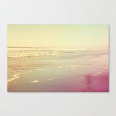 Oceanic Rainbow Canvas Print