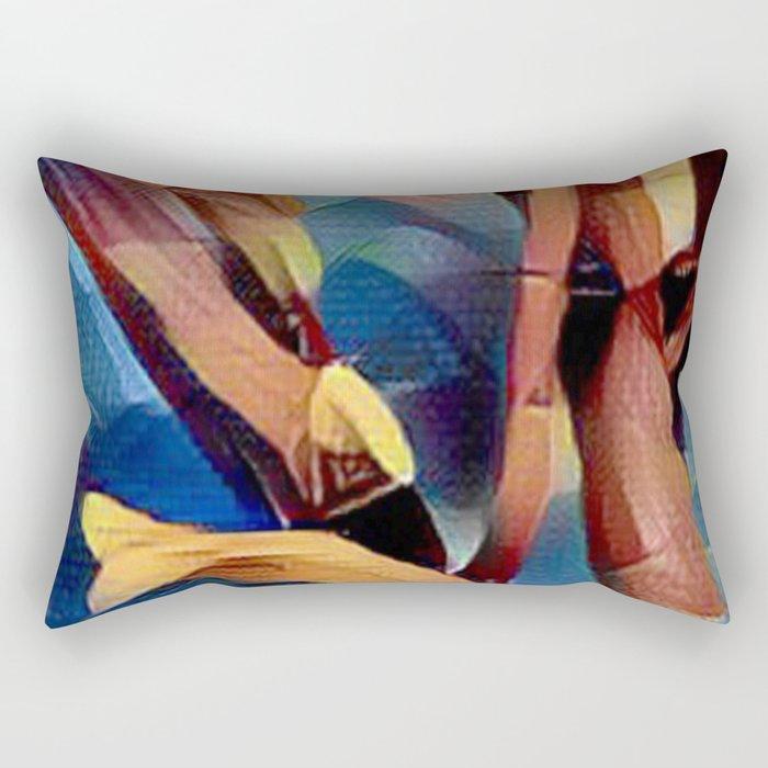 Stir it Up Rectangular Pillow