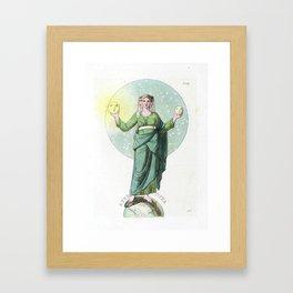 Eternita Framed Art Print