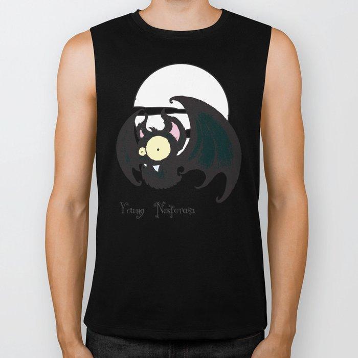 Young Nosferatu Biker Tank