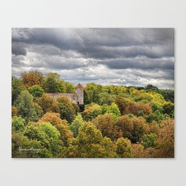 Rothenburg 13 Canvas Print