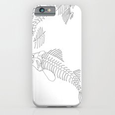 fish bones Slim Case iPhone 6s