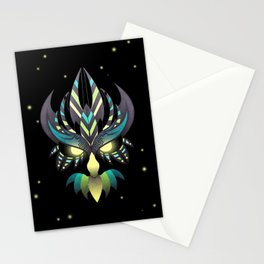 Aztec Owl Stationery Cards