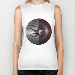 Stucky Shield Biker Tank