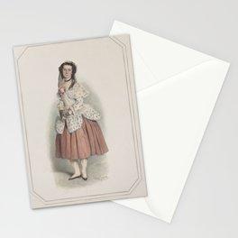 Kaiser Eduard  ArElisa Albert Bellon im Ballet Manon Lescaut in der TitelrolleAdditional Manon Lescaut_1 Stationery Cards