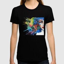 Half Mina T-shirt