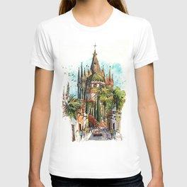Calle Aldama, San Miguel de Allende T-shirt