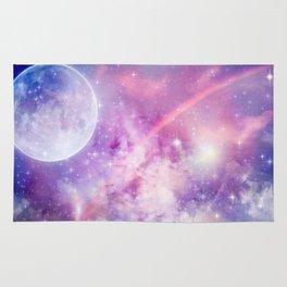 Pastel Celestial Skies Rug