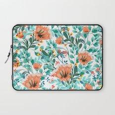 Tangerine Dreams #society6 #decor #buyart Laptop Sleeve