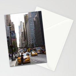 42nd Street, New York Stationery Cards